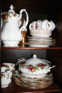 Old Country Rose English China